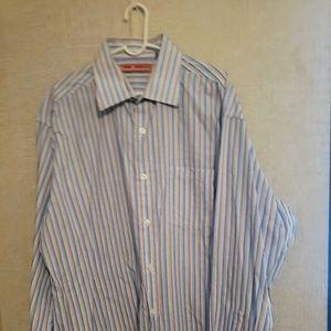 Men's dress shirt size XL